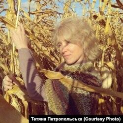 Тетяна Петропольська каже, що зберегти душевну рівновагу їй допомагає природа