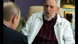 Fidel Castro ölüb