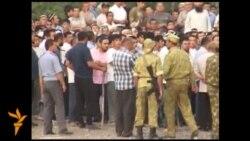 Баткен: вновь стычки на границе