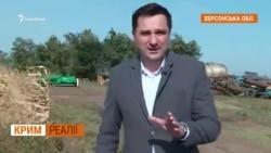 Унікальні кадри: як у Криму вирощували фрукти й овочі без води з Дніпра? (відео)