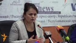 Посухҳои Махфират Хидирзода ба суоли хабарнигорон