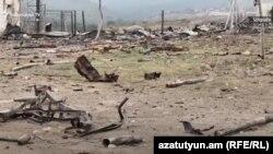 Нагорный Карабах, 1 октября 2020 г.