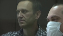 Navalny Fined, Prison Sentence Upheld In Two Legal Losses
