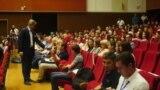 Татар яшьләре форумының пленар утырышы (2)