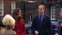 Принц Вільям із дружиною приїхали до волонтерів