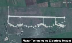 Pangkalan Udara Kirovskoye di Krimea