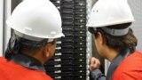 """В серверном центре ООО """"Яндекс ДЦ"""" (центр для обработки и хранения данных) в городе Сасово"""