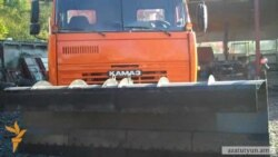 Ղարաբաղում ԿԱՄԱԶ մակնիշի մեքենաներ են թողարկվում