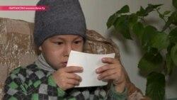 История Султана: турецкий «Боинг» оставил сиротой еще одного семилетнего кыргызского мальчика