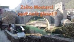 Mostar, jedini grad bez izbora