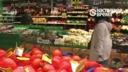 Разное отношение к еде в России и во Франции