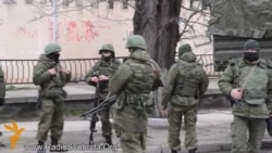 Українські військові відмовилися роззброюватися