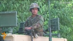 Security Tight At Kandahar Polling Stations