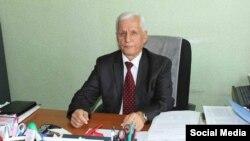 Раҷабмад Амиров.