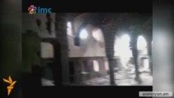 Դիարբեքիրում հայկական եկեղեցիներ են վնասվել