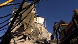 Rëfimet e banorëve për tërmetin në Shqipëri