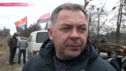 Украина запретила фурам из РФ транзит, Кремль негодует