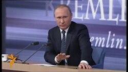"Владимир Путин: ""Президент атамасы мәсьәләсен Татарстан үзе хәл итсен"""