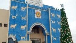 نازحون مسيحيون: العيد هو يوم تتحرر مناطقنا