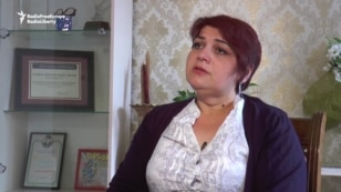 WATCH: RFE/RL journalist Khadija Ismayilova says she will keep fighting to clear her name and to support the work of her colleagues in Azerbaijan.