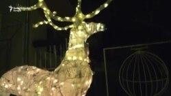 Svijetleći jelen za djecu Goražda