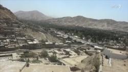 شهر پلخمری پس از حمله طالبان