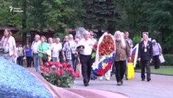 В Москве вспомнили героев событий 1991 года