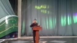 """Фаррух Шарифов дар бораи сарбуриҳои """"Давлати Исломӣ"""""""
