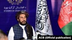 عزیزالله فضلی رئیس کریکت بورد افغانستان