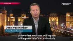 'I Won't Hide,' Voronenkov Said, One Month Before Assassination