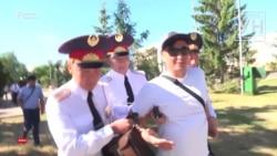 В Уральске задержали репортера Азаттыка