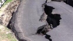 Чому обвалюються кримські дороги