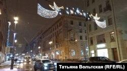 Петербург в декабре