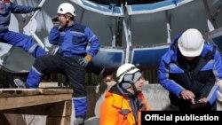 «Ат-Башы» ГЭСинин №3 гидроагрегаты иштей баштады.