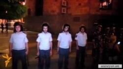 Հայրիկյան․ Խաղաղ հանգուցալուծում հնարավոր է Սերժ Սարգսյանի հրաժարականի դեպքում