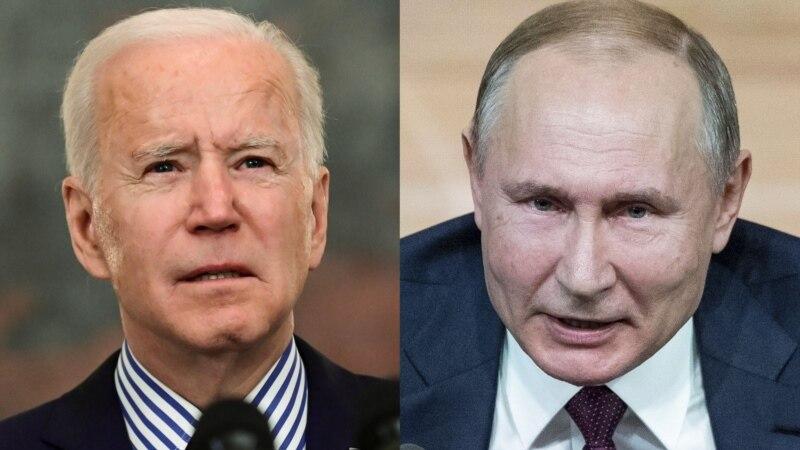 Bayden Avropaya səfəri zamanı Putinlə görüşə biləcəyini deyib