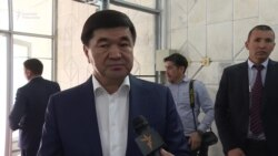 """Абылгазиев: """"КТ Мобайл"""" долбоорун колдогом"""