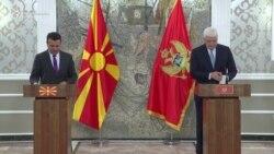 Zaev: Crna Gora radi za nas u NATO-u
