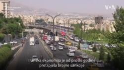 Nove američke sankcije za Iran