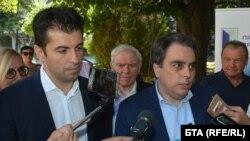 Кирил Петков и Асен Василев продължават разговорите за разширяване на коалицията