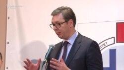 Vučić: Bolje da razgovaramo nego da ratujemo