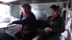 Қызылорда-Жезқазған пойызы жолға шықты