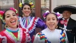 Го славиме животот: Македонци, Мексиканци, Турци... на фолк-фест во Скопје