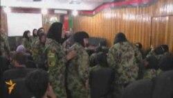 Афғон аëллари армия сафида