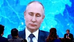 """""""A berlini beteg"""" - Putyin csak így emlegeti Navalnijt"""