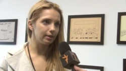 Интервью дочери Юлии Тимошенко РадиоАзадлыг