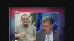 Preşedintele PL Mihai Ghimpu la PRO TV şi Europa Liberă