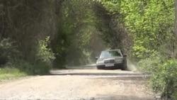 Дорога, соединяющая 8 сел Гаха, не отремонтирована