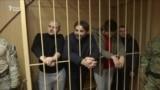 Россия: Украиналик денгизчилар апрель охиригача ҳибсда қоладиган бўлди