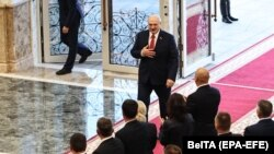 Церемония инаугурации Александра Лукашенко